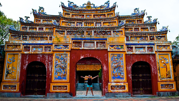 Explore Local Life In Hue