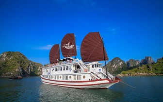 Halong - Catba: 3 Day 2 Nights with Lavender Cruise